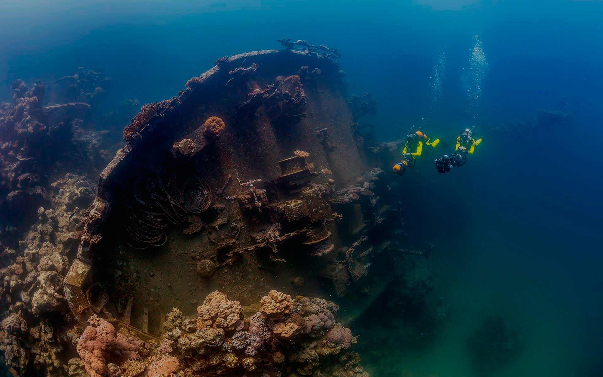 Los fondos marinos, al alcance de todos