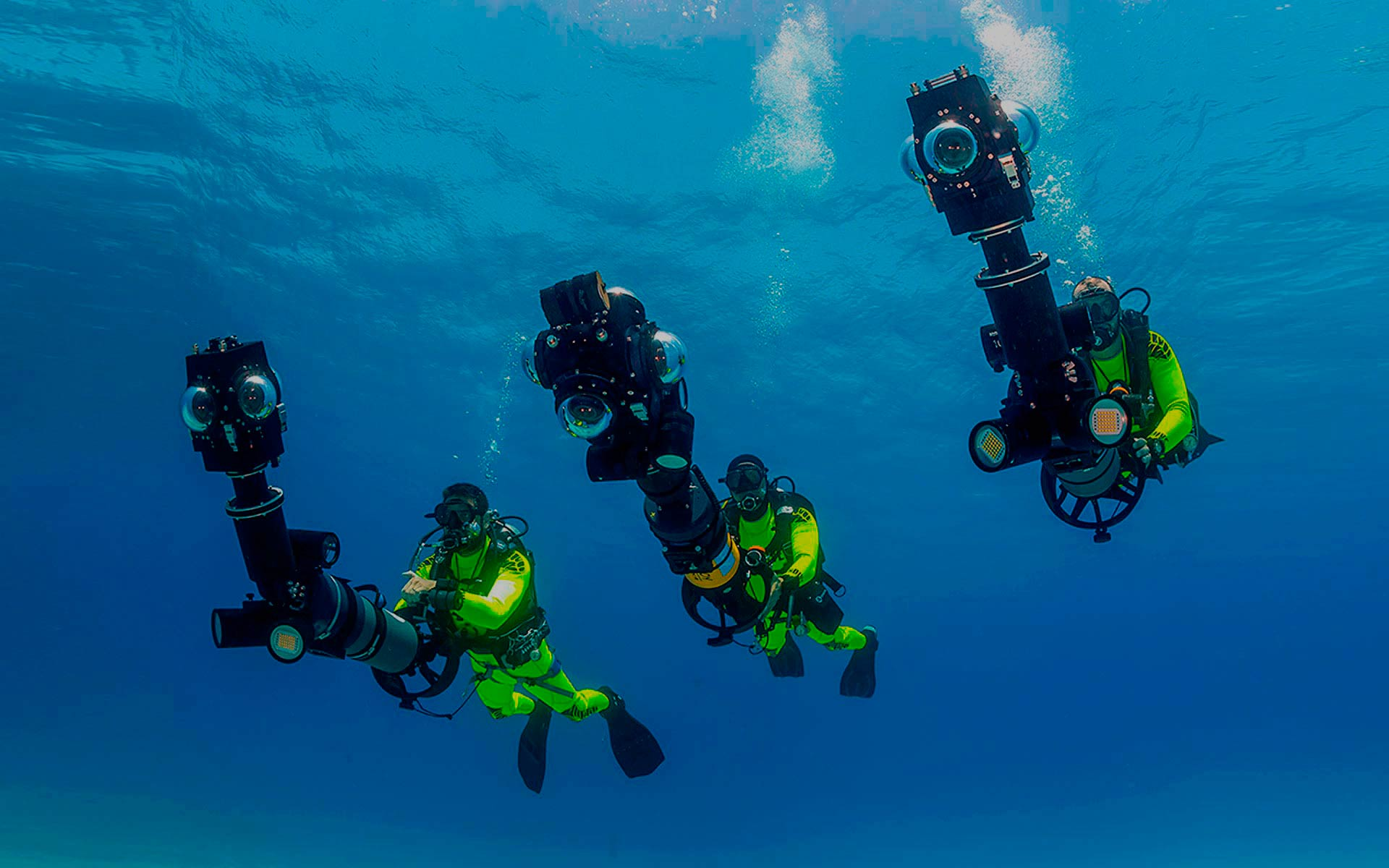 Innovation at the service of the knowledge dissemination about underwater world