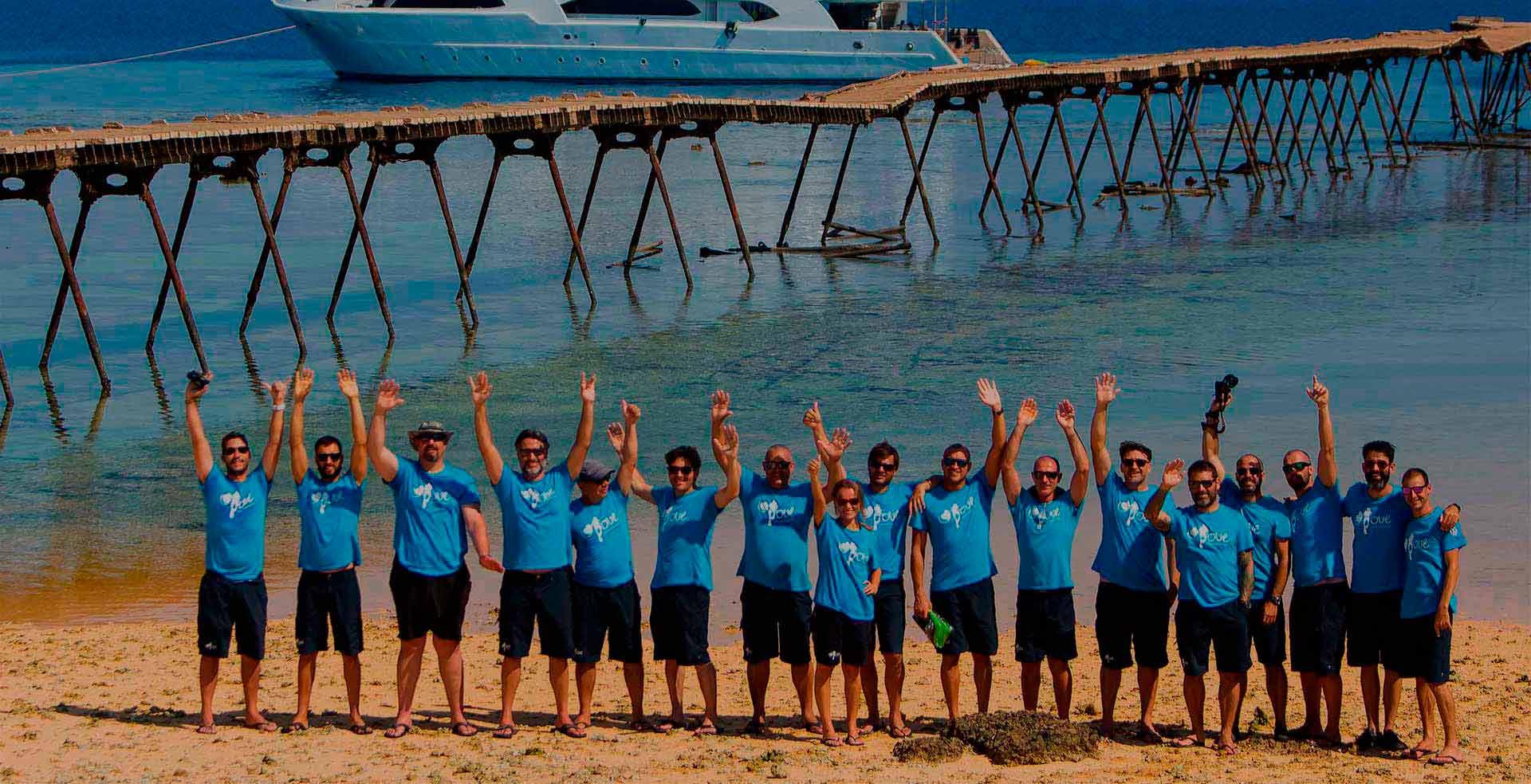 Inspirando a nuevos defensores de los océanos
